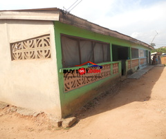 PROPERTY AT AWOSHIE FAN MILK FOR SALE                     RE1013