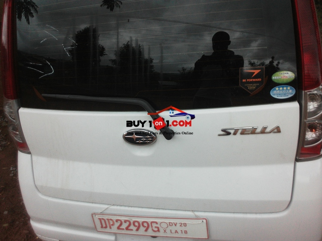 Subaru Stella 2009 Special Edition   RE1008