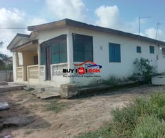 2 bedroom Kasoa down town                                    RU046