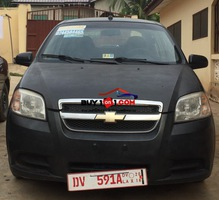 Chevy Aveo.  RE1165