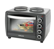 Cookworks 28L Mini Oven with Hob  RE1220