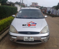 Ford Focus Estates   RE1380