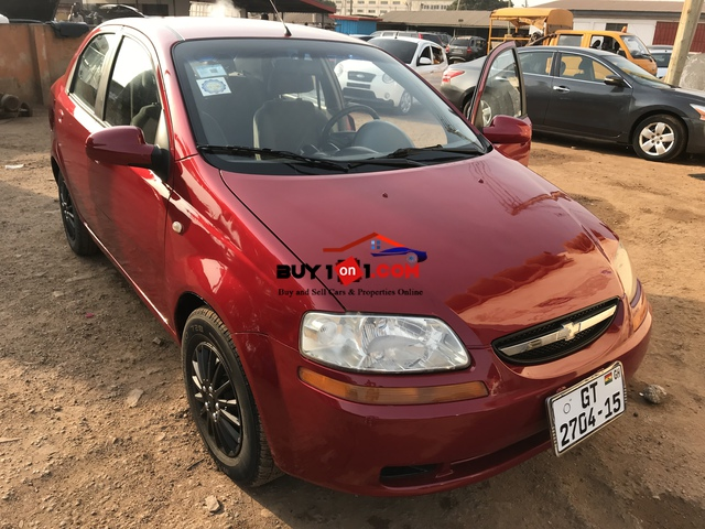 Chevrolet Aveo (Automatic)                                       RE2985
