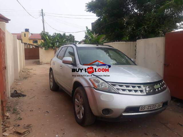 Nissan Murano 2007 for sale                                  RE3007
