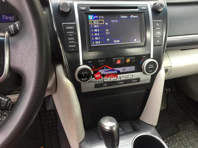 2013 Toyota Camry Hybrid                                        RE3015