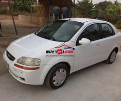 CHEVROLET AVEO 2005 FOR SALE                     RE3031