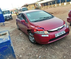 honda civic 2008                                                       RE3054