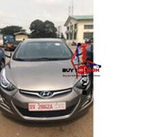 Hyundai Elantra 2014                                                 RE3076