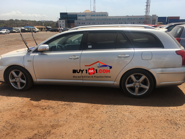 Toyota Avensis For sale                                               RE3098