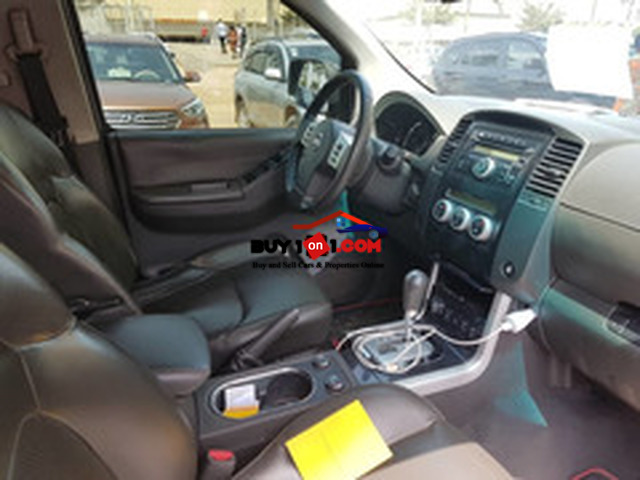 NISSAN PATHFINDER                                             RE3127